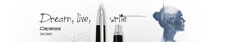 Pilot - Fine Writing - Capless Decimo