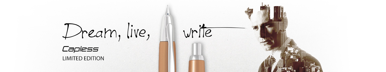 Pilot - Fine Writing - Capless Limited