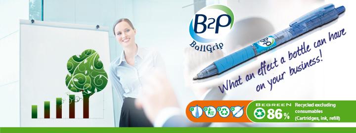 Ballpoint pen B2p by Pilot