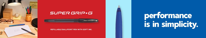 Pilot Super Grip G ballpoint pen