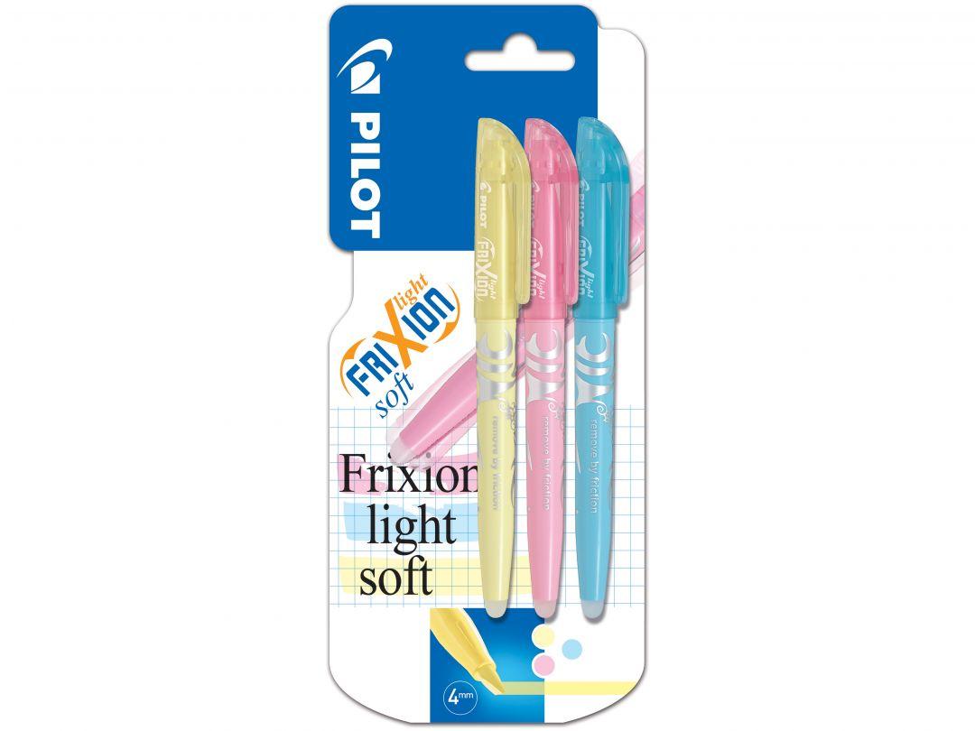 Blis 3 FriXion Light Soft Y/P/L