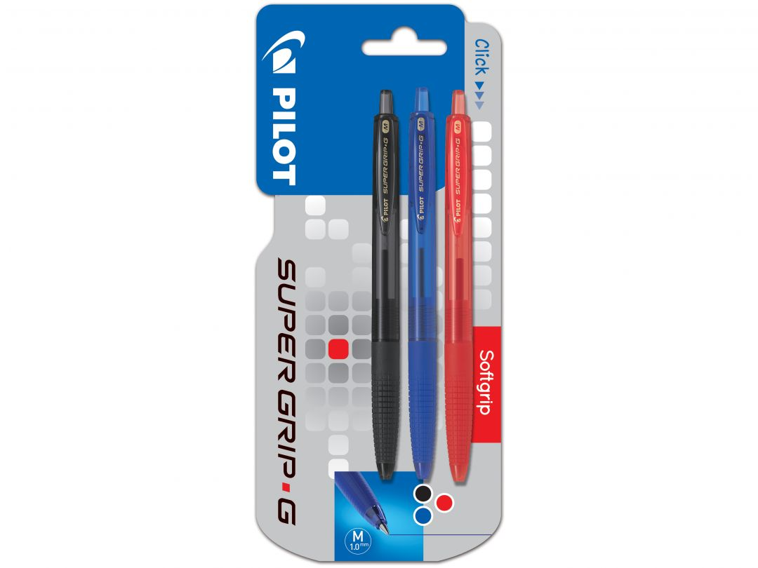 Blis 3 Super Grip G Retractable 1.0 B/L/R