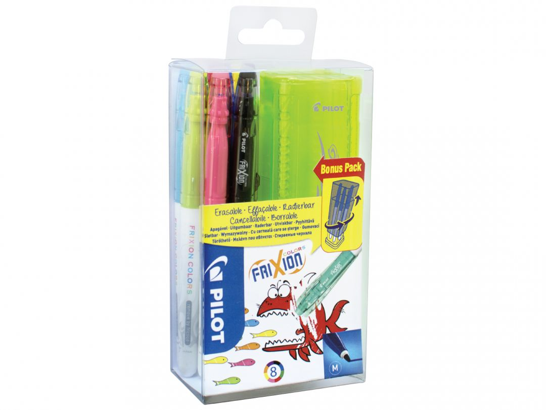 FriXion Colors - Felt Pen - Box Set - Medium Tip
