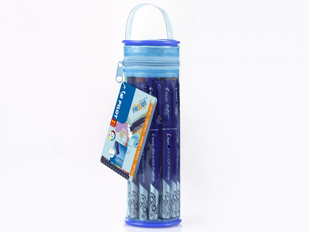 FriXion Fineliner - Pen Holder - Assorted colours - Fine Tip