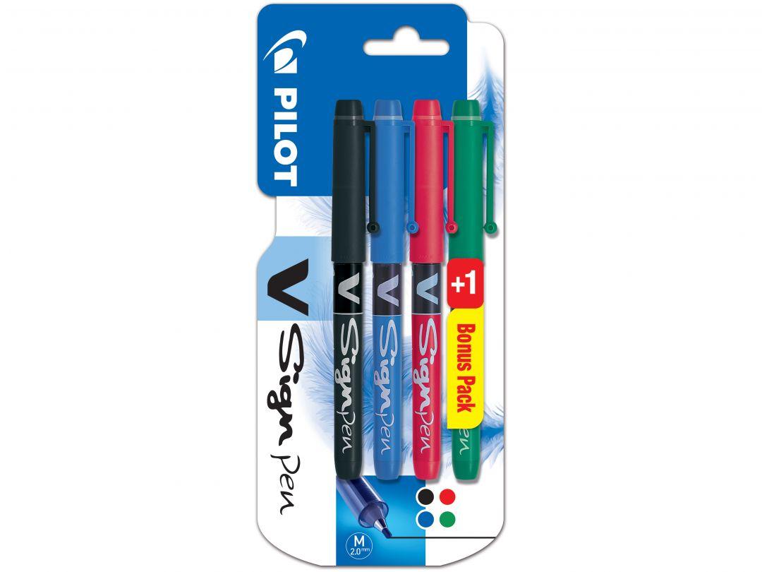 Blis 3+1 VSign pen 2.0 B/L/R/G