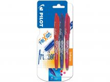 FriXion Ball - Gel Ink Rollerball - Assorted colors - Medium Tip