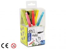 FriXion Colors - Drawing Set - Assorted colors - Medium Tip