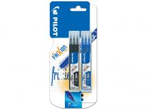 Blis 2 Sets of 3 Refills FriXion 0.7 B/L