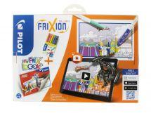 FriXion Colors - Set My FriX Book x 6 V2 - Assorted colours - Medium Tip