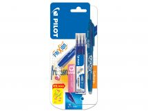 Blis FriXion Ball 0.7 B - Set 3 Refills - Stamp P