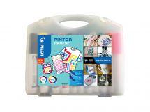 Pilot Pintor - Starter Set - Assorted colours - Fine / Medium Tip