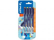 Blister 4 FriXion Fineliner O/Y/P/BN