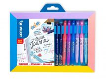 FriXion Family - Bullet Journal Gift Box - Assorted colors - Fine / Medium Tip