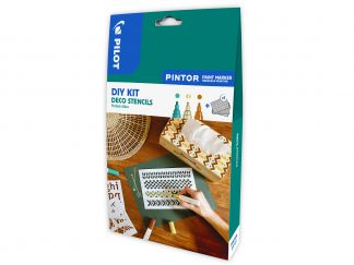 Pilot Pintor - Set DIY Deco - Assorted colors - Medium Tip
