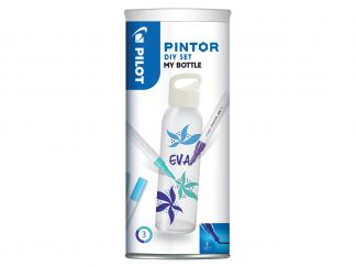 Pilot Pintor - Set DIY My Bottle - Assorted colours - Fine Tip