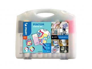 Pilot Pintor - Starter Set - Assorted colours - Fine / Medium Tip