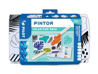Pilot Pintor - Collector Set - Assorted colours - Extra Fine / Fine / Medium Tip