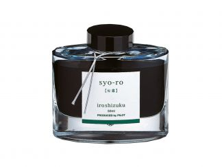 Iroshizuku Ink - Shades of Green - Green syo-ro - 50 ml