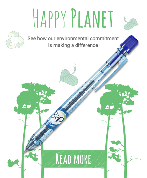 Happyplanet by Pilot