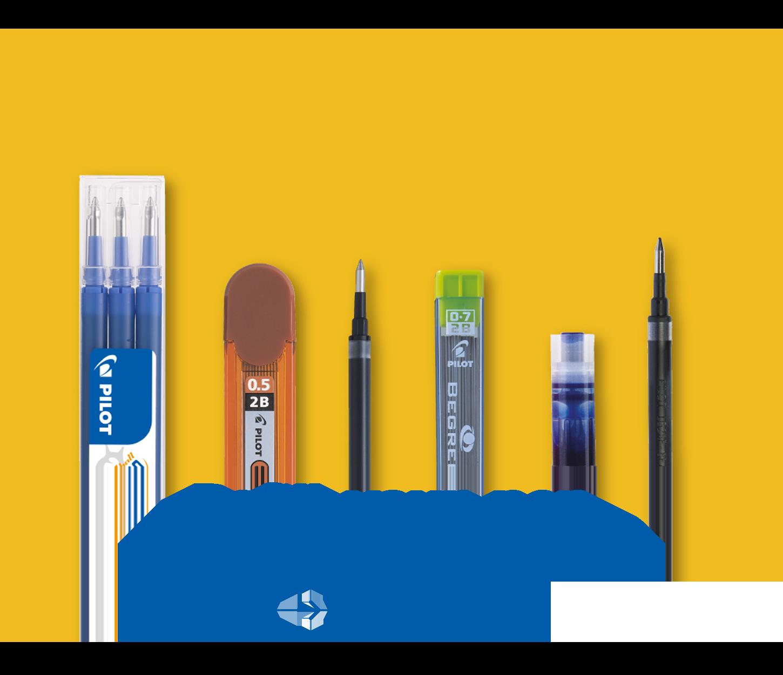 Refill your pen