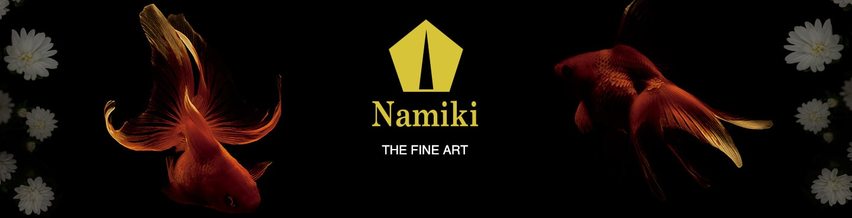 The fine art pens : Namiki