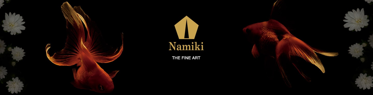 The fine art pens : Namiki